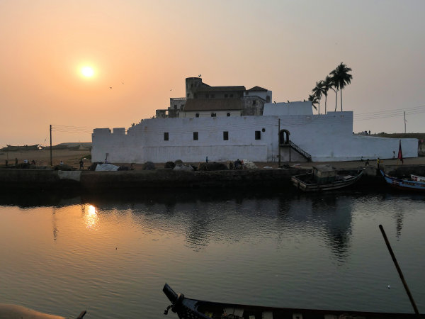 St. George's Fort in Elmina
