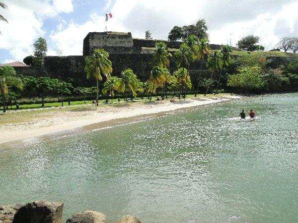 Fort Saint-Louis - Martinique, Caraïben
