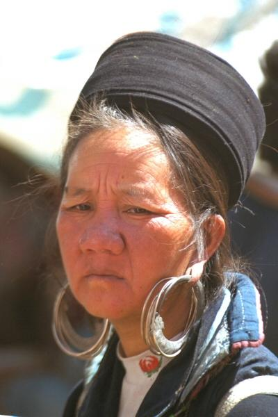 Hmong-vrouw